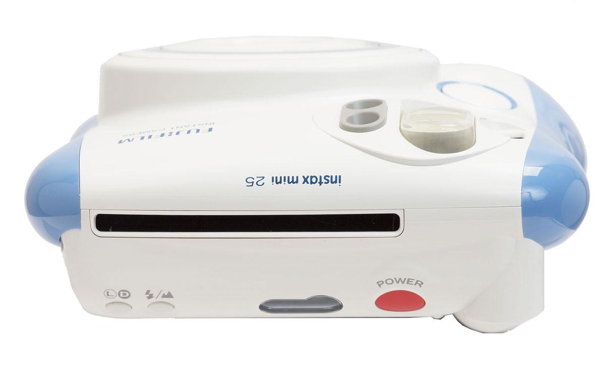 Fujifilm Instax Mini 25, Blue фотокамера мгновенной печати