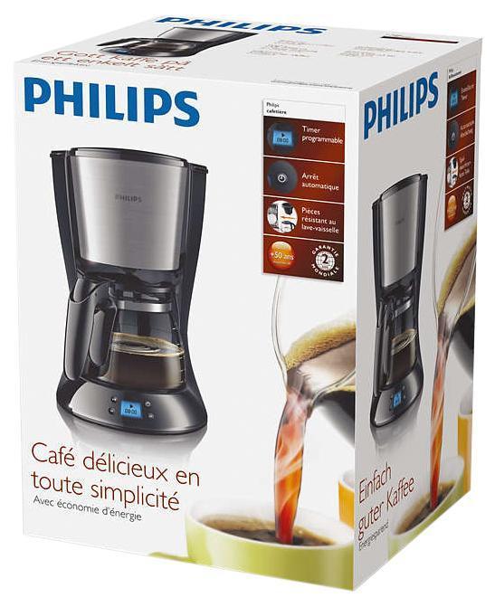 Philips HD7459/20 кофеварка