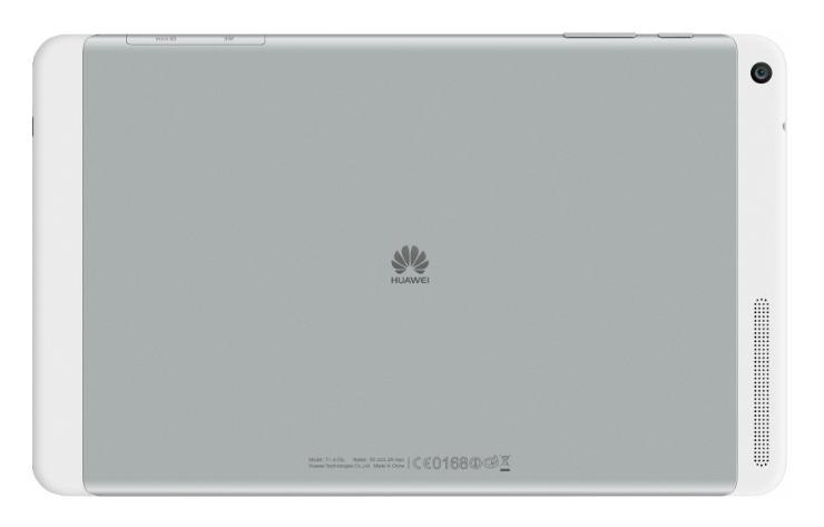 Huawei MediaPad T1 10 LTE (T1-A21L), Silver ( 53015063 )