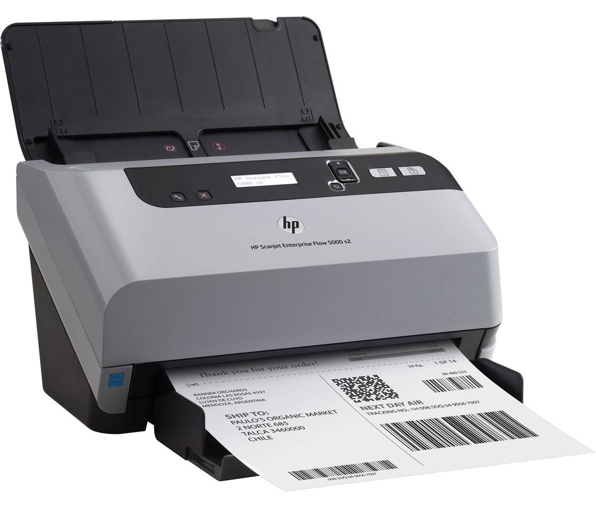 HP Scanjet Enterprise Flow 5000 s2 Sheet-feed Scanner (L2738A) сканер ( L2738A )
