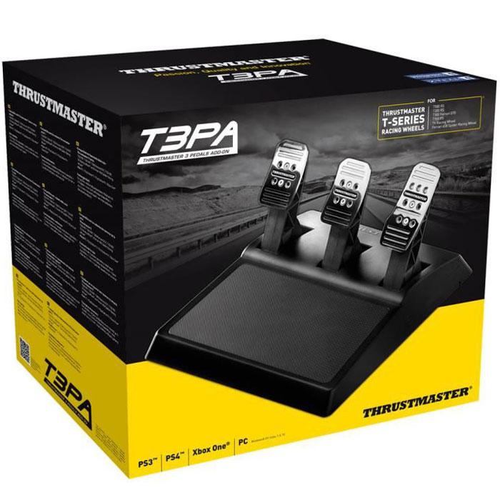 Thrustmaster T3PA 3 Pedals Add On, Black педали