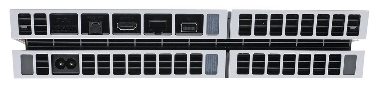 Игровая приставка Sony PlayStation 4 (500 GB), White ( CUH-1208A/B01 )