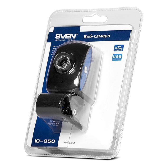Sven IC-350 веб-камера