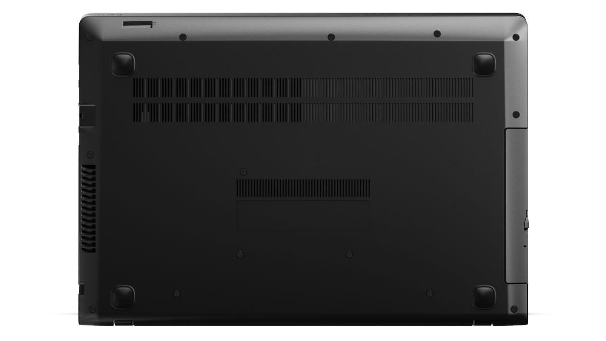 Lenovo IdeaPad 100-15IBY, Black (80MJ00E2RK)