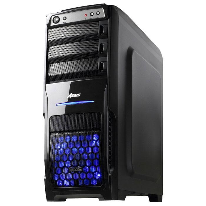 GMC Aegis Pro, Black компьютерный корпус