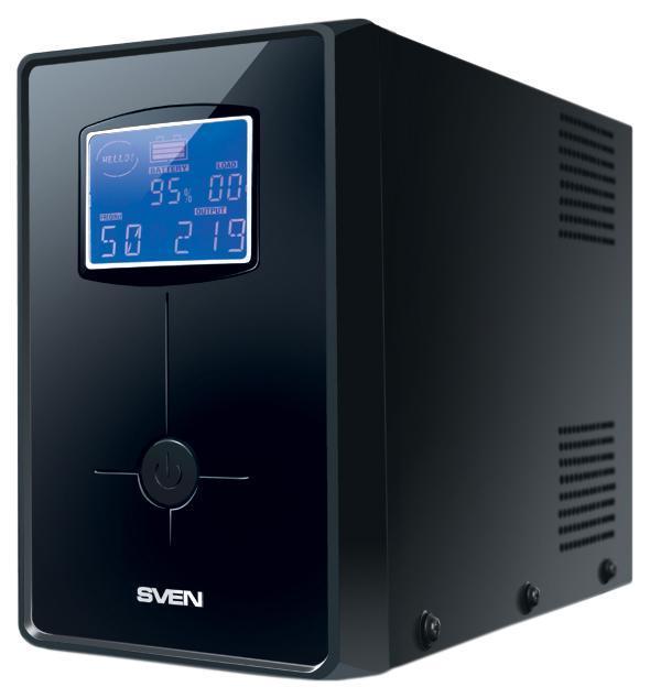 Sven Pro+ 650 источник бесперебойного питания