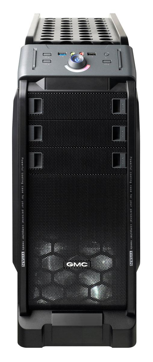 GMC Titan, Black компьютерный корпус