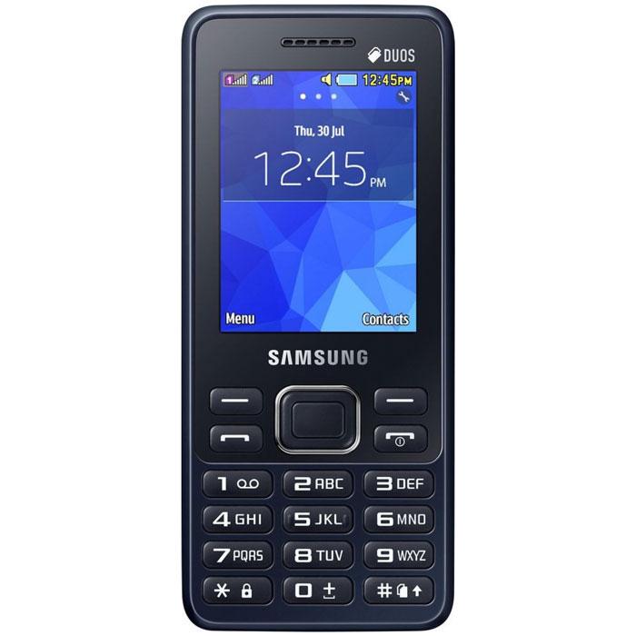 Samsung SM-B350E, Blue Black