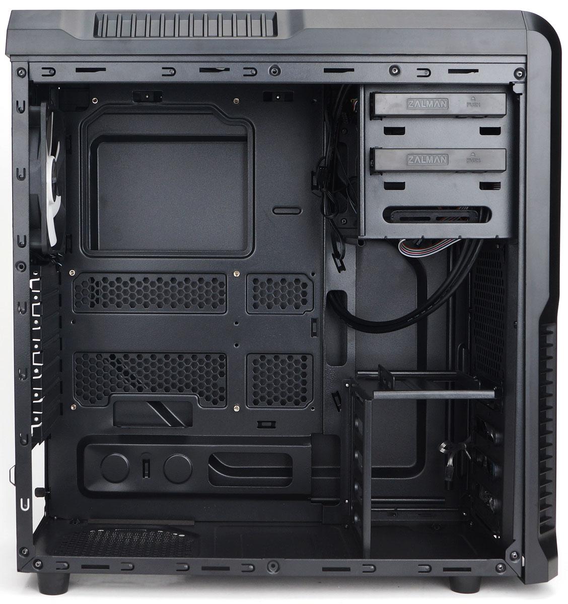 Zalman Z3, Black компьютерный корпус ( 76195 )