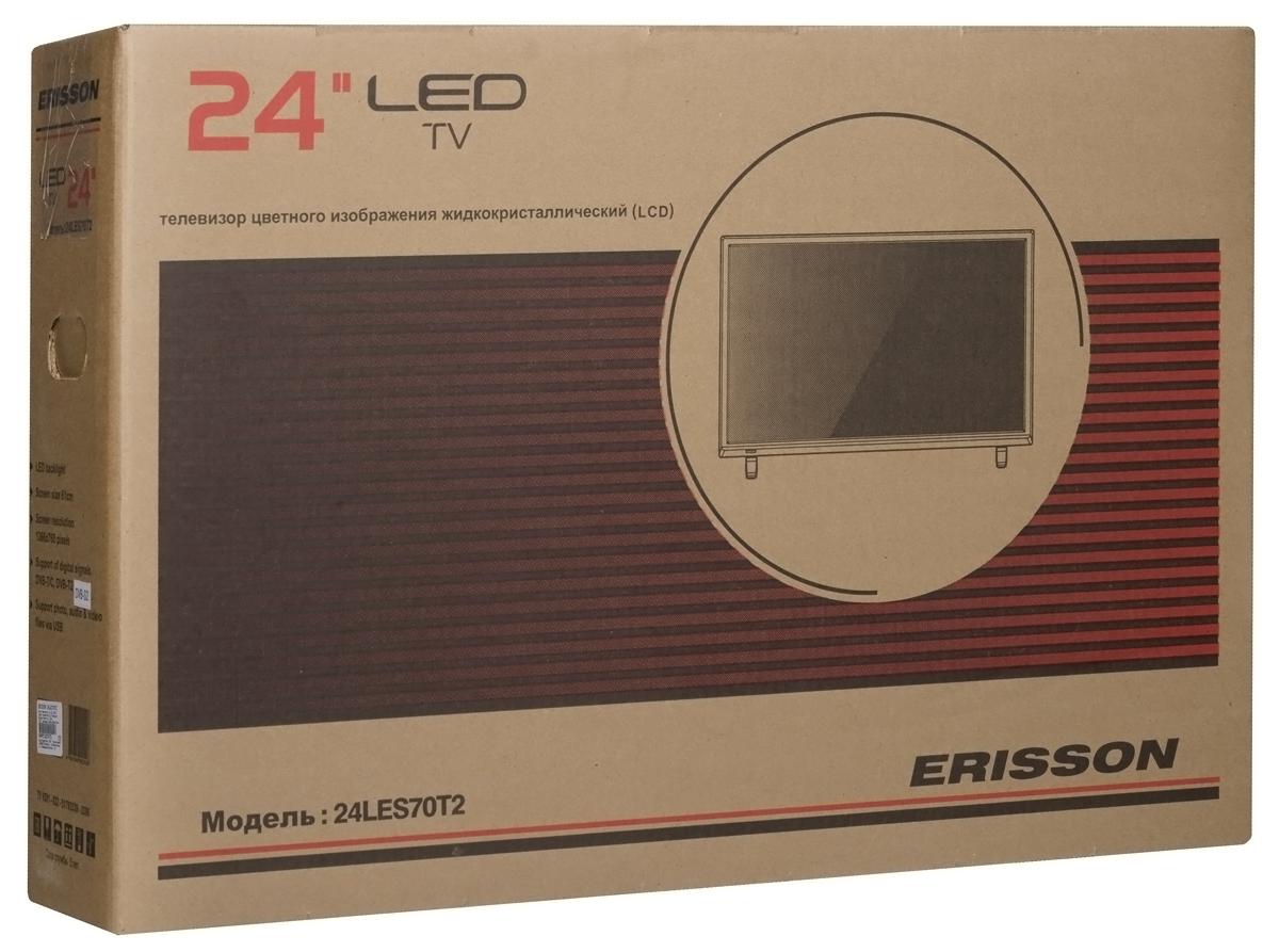 Erisson 24LES70T2 телевизор ( 24LES70T2 )