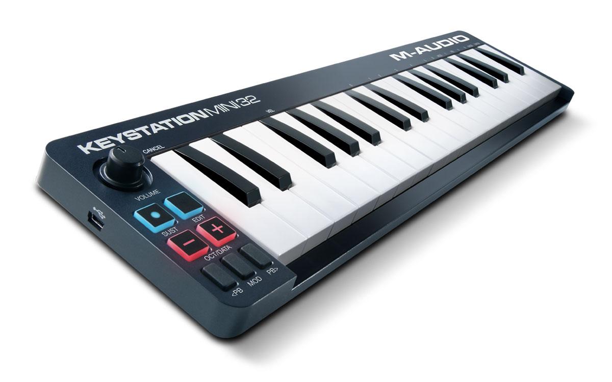 M-Audio Keystation Mini 32 II MIDI-клавиатура