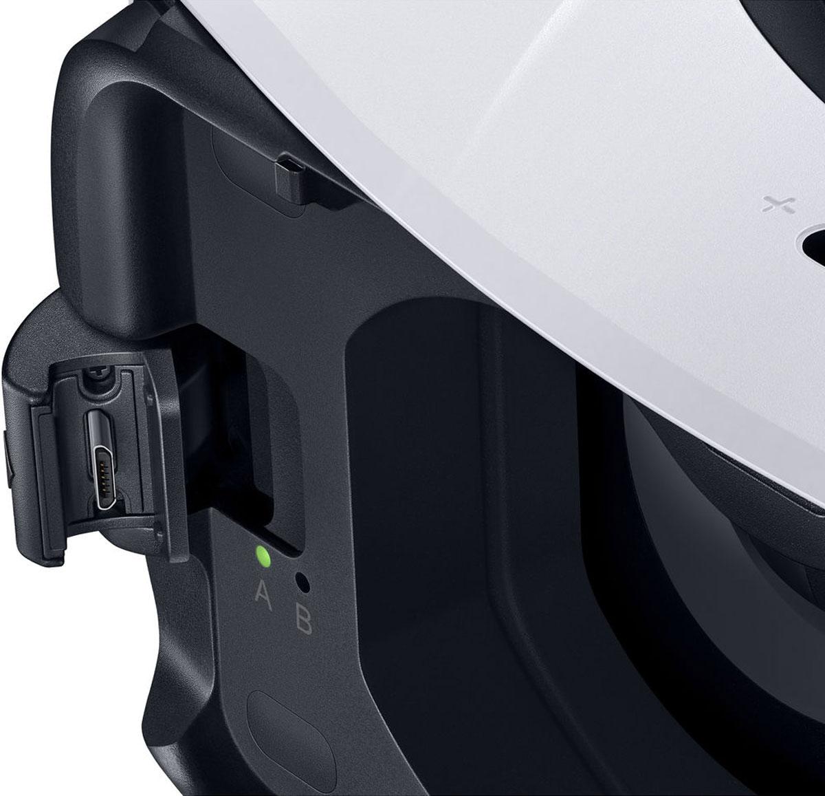 Samsung SM-R322 Gear VR, Black White очки виртуальной реальности