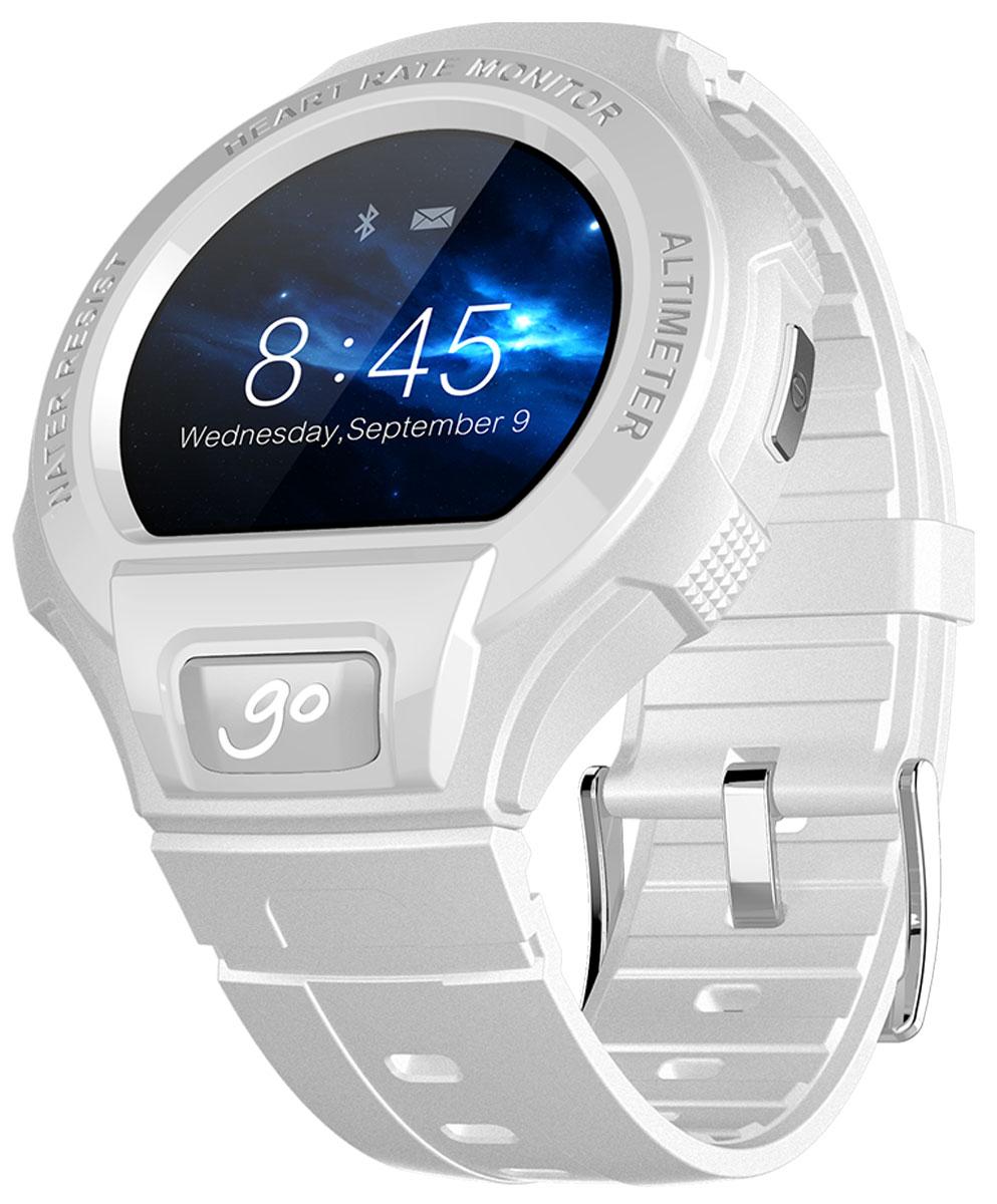 Мультиспортивные часы с gps и встроенным оптическим пульсометром!