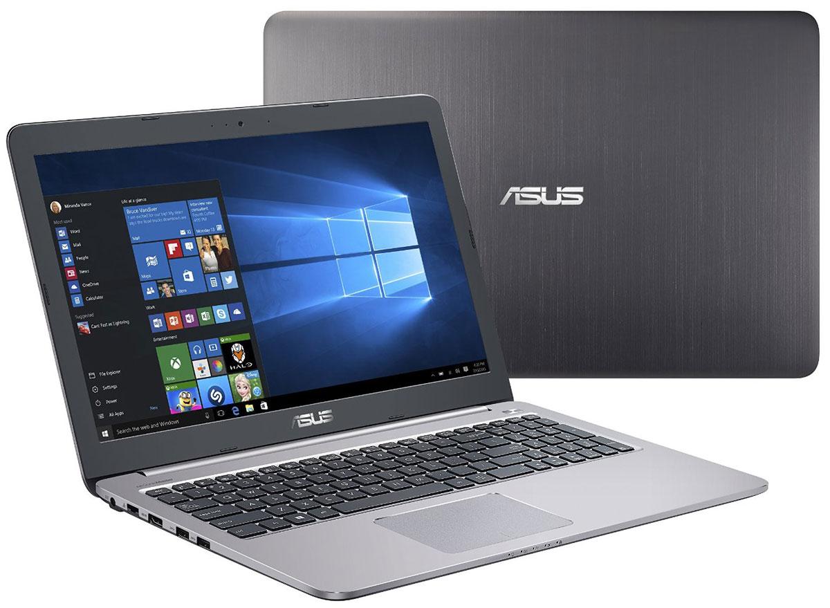 Asus K501UX (K501UX-DM036T), Grey
