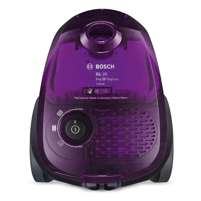 Bosch BGN21700, Purple пылесос ( BGN21700 )