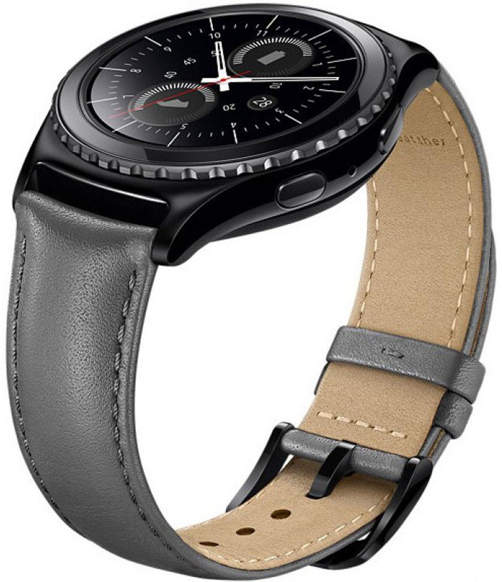 Samsung Gear S2 Classic, Grey ремешок для смарт-часов