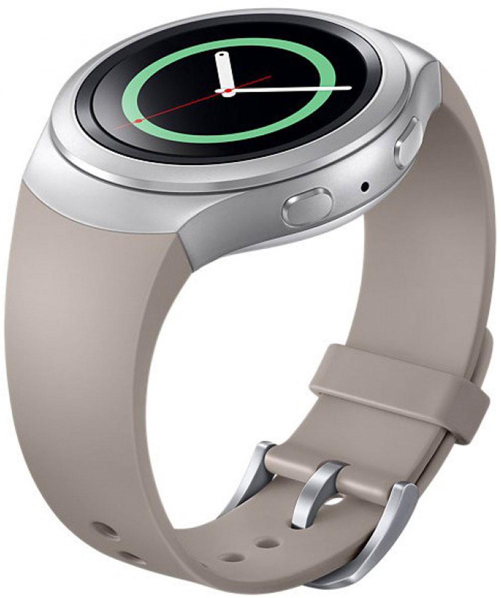 Samsung Gear S2, Light Grey ремешок для смарт-часов