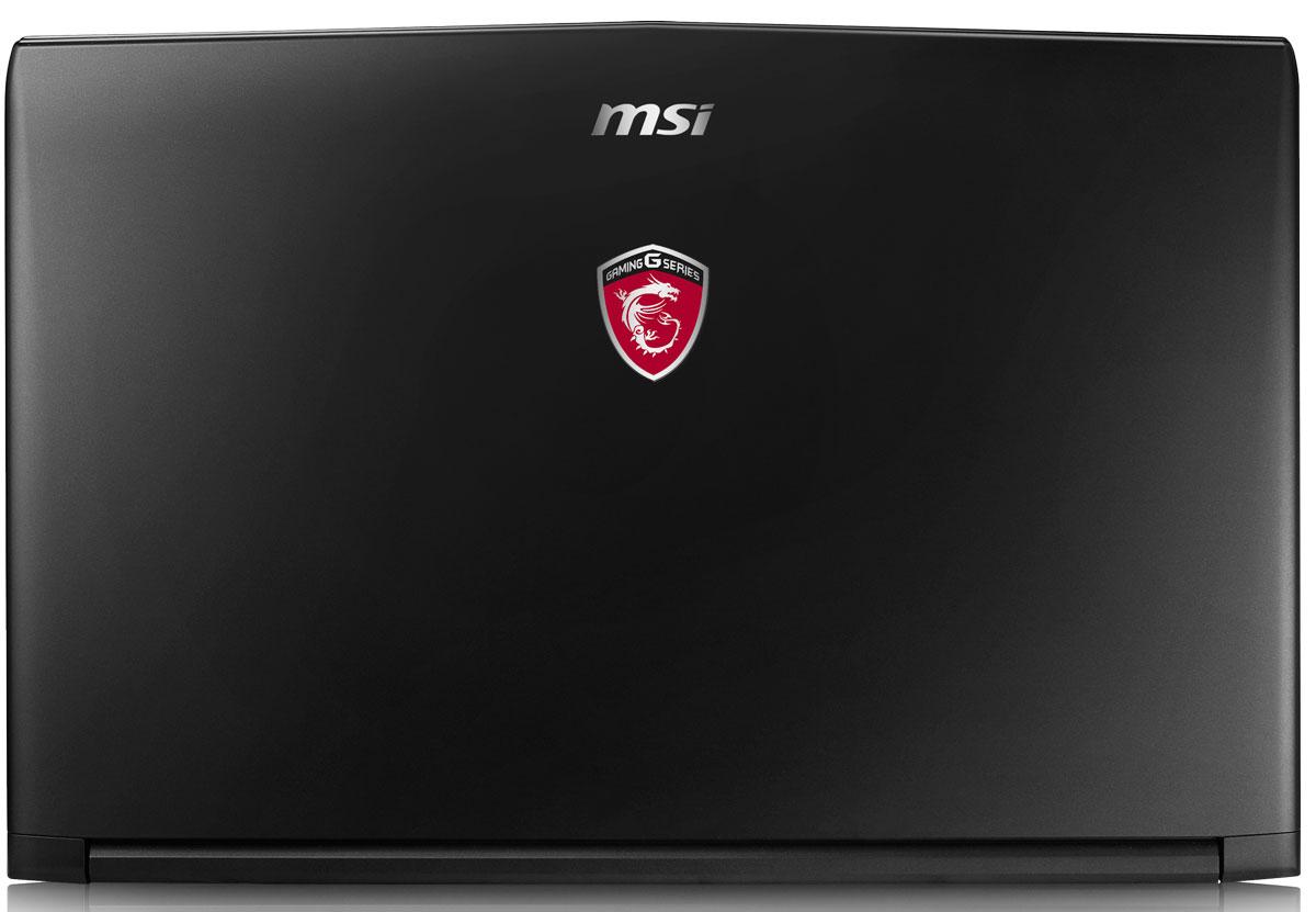 MSI GL62 6QD-006RU, Black ( GL62 6QD-006RU )