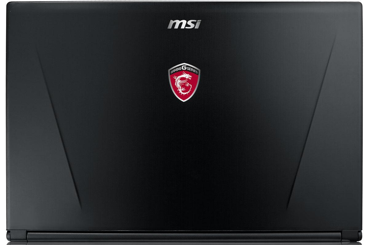 MSI GS60 6QE-232RU Ghost, Black ( GS60 6QE-232RU )