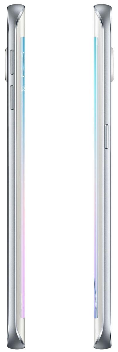 Samsung SM-G925F Galaxy S6 Edge (64 GB), White ( SM-G925FZWESER )