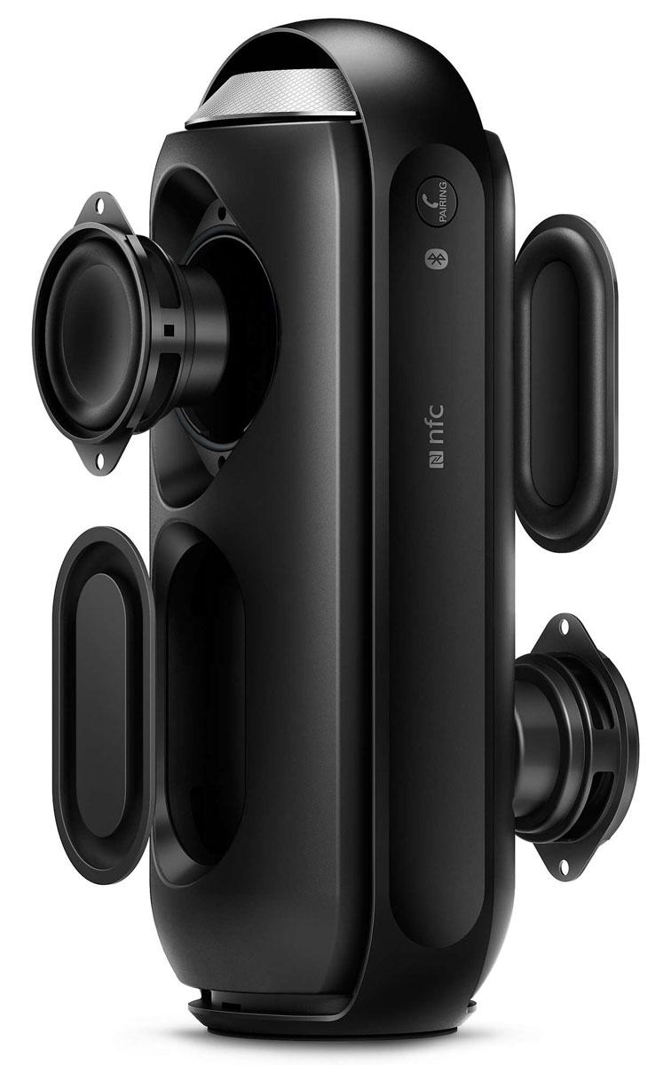 Philips BT6000B/12, Black портативная акустическая система