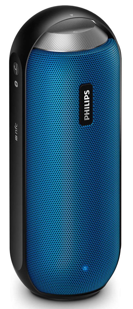 Philips BT6000A/12, Blue портативная акустическая система