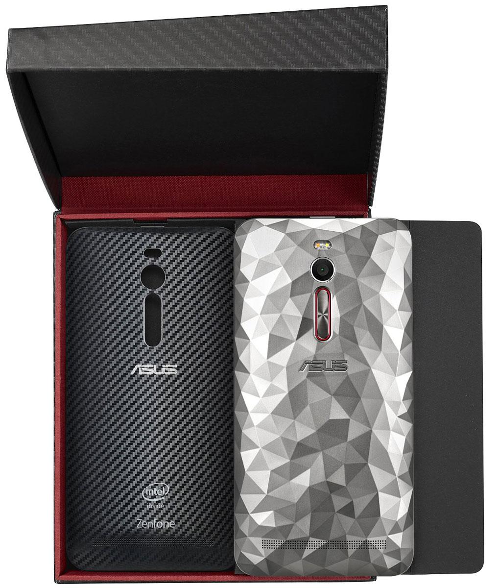 Asus Zenfone 2 Deluxe ZE551ML 256GB, Black (90AZ00AC-M07780)