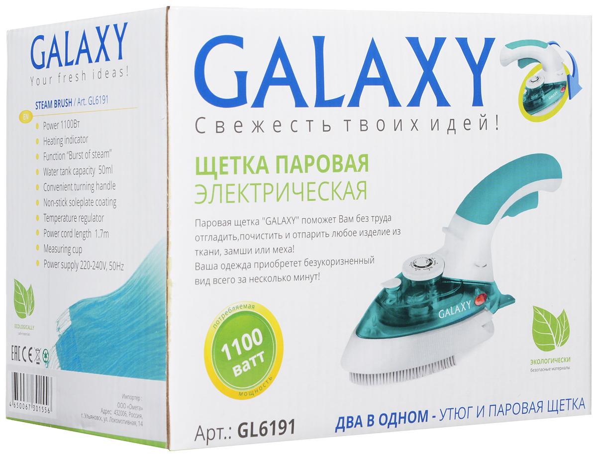 Galaxy GL6191 щетка паровая