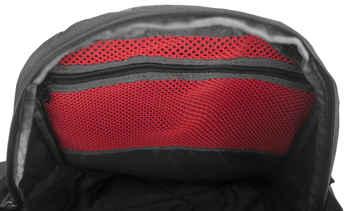 "Continent BP-304, Black рюкзак для ноутбука 16"""