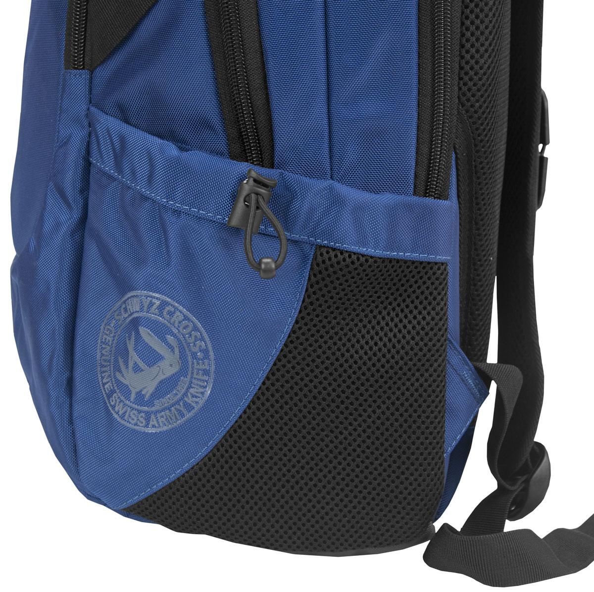 "Continent BP-306, Blue рюкзак для ноутбука 16"""