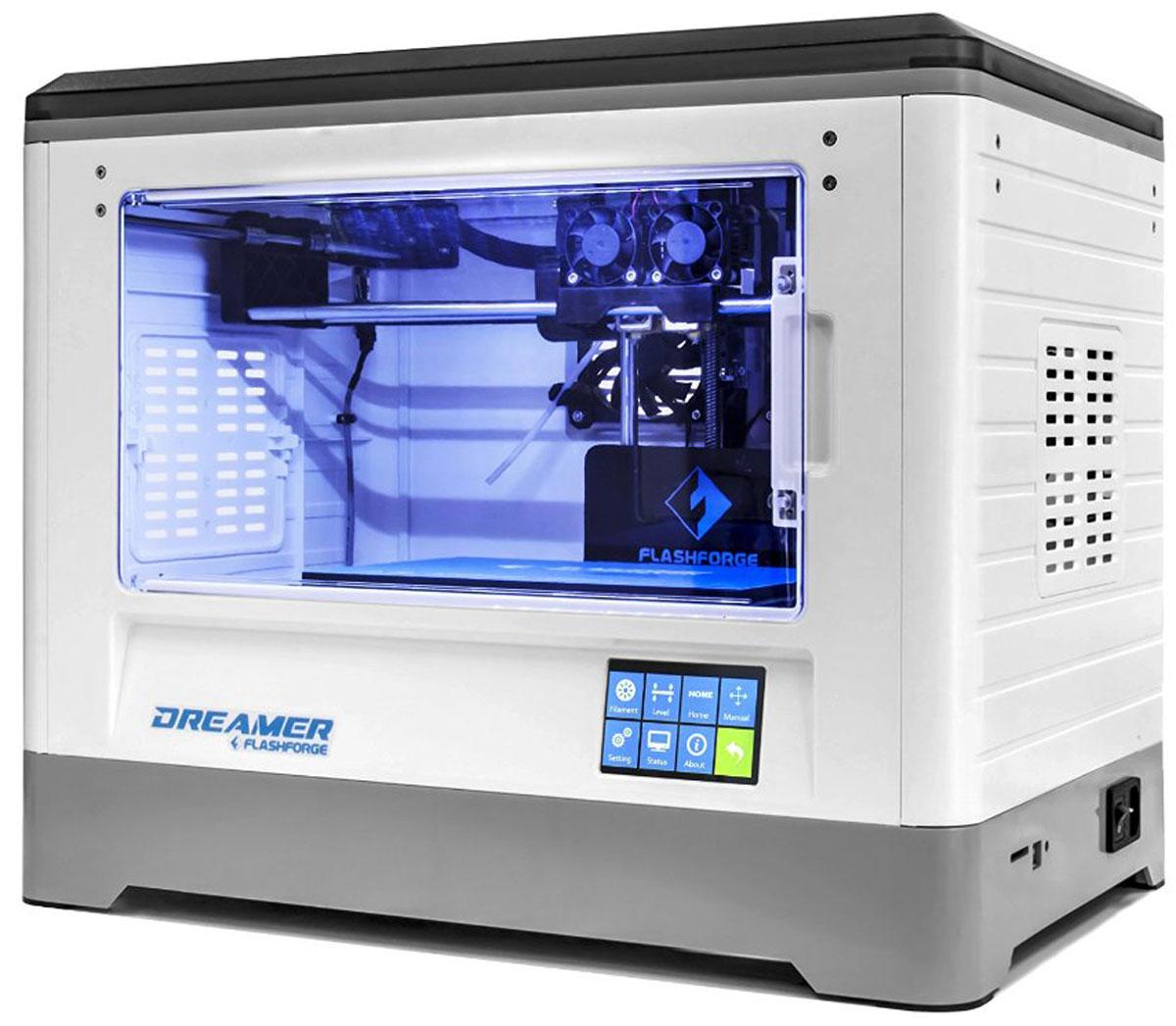 FlashForge Dreamer 3D принтер