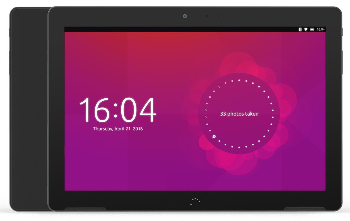 BQ Aquaris M10 FHD Ubuntu Edition, Black ( B000166 )
