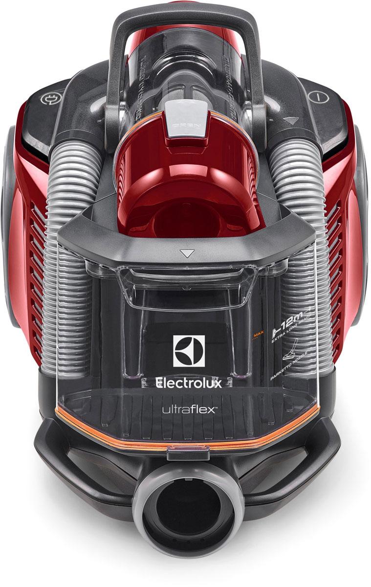 Electrolux UltraFlex ZUFPARKETT, Red пылесос ( ZUFPARKETT )