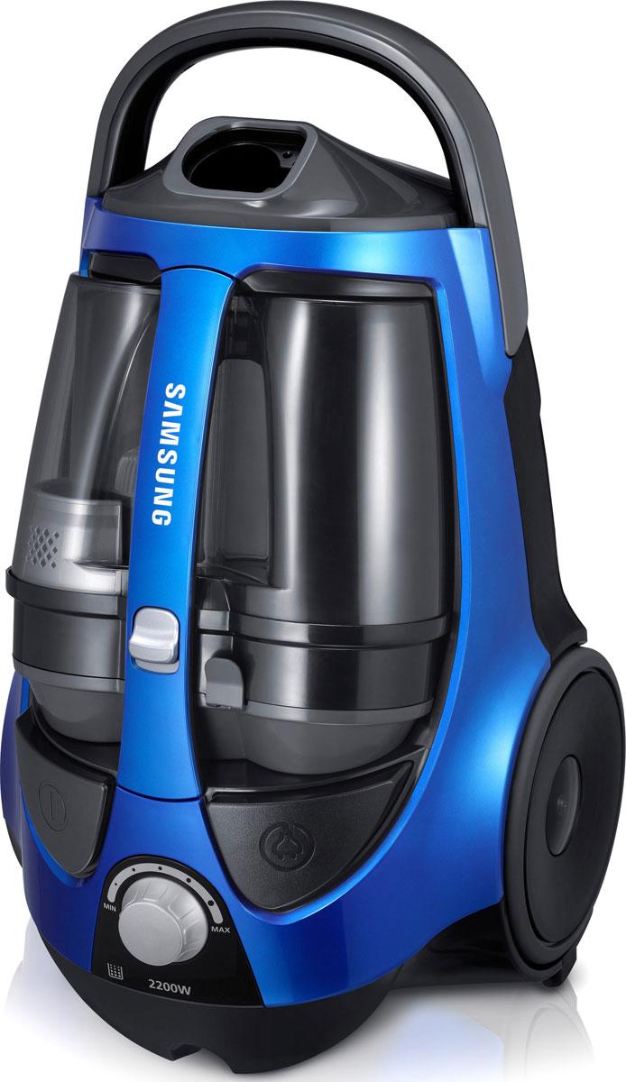 Samsung SC8836, Blue пылесос ( VCC8836V3B/XEV )