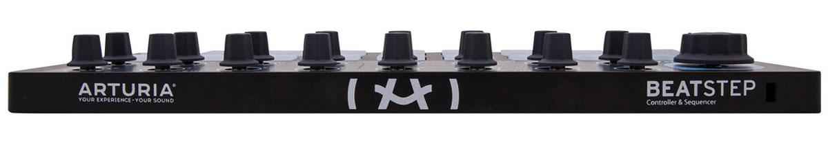 Arturia BeatStep Black Edition, Black USB MIDI-контроллер