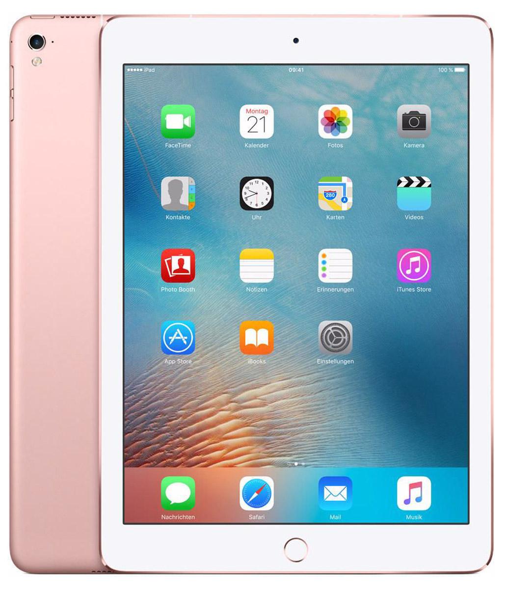 "Apple iPad Pro 9,7"" Wi-Fi Cellular 128GB, Rose Gold ( MLYL2RU/A )"