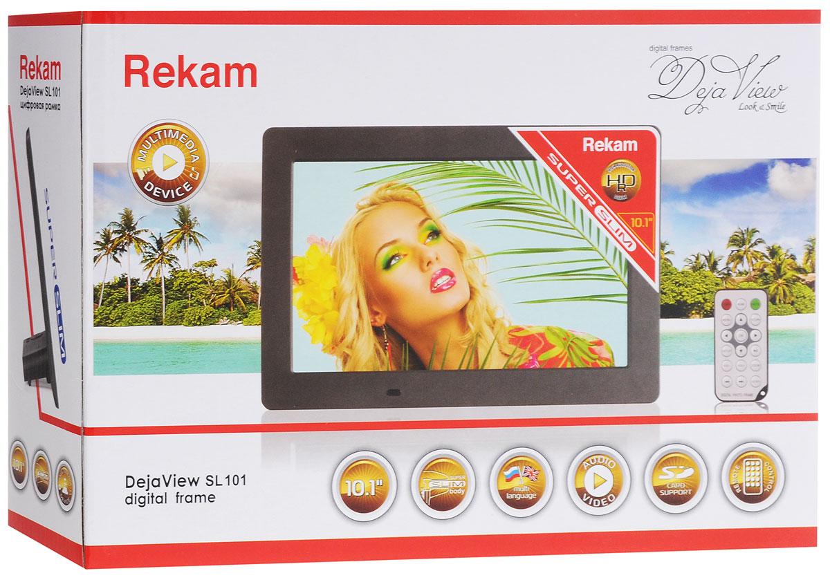 Rekam DejaView SL101 цифровая фоторамка