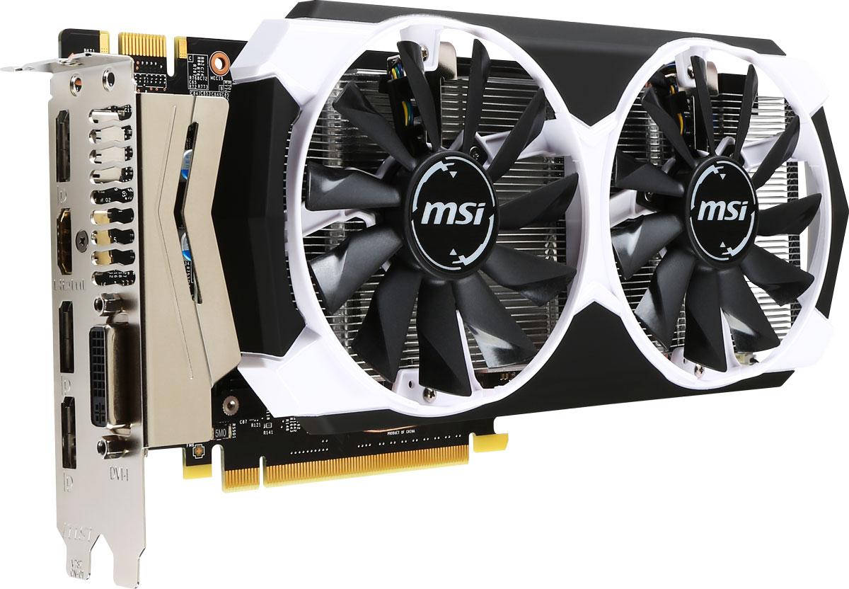 MSI GeForce GTX 960 4GD5T OC 4GB видеокарта ( GTX 960 4GD5T OC )