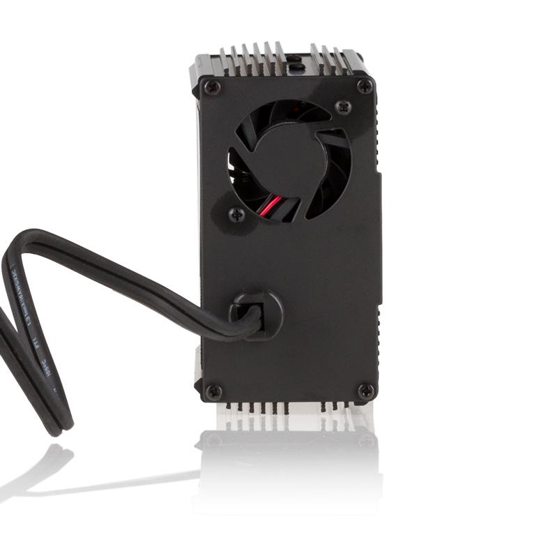 """Инвертер """"Heyner"""", 12В - 230 В 150 Вт ( max. 300 Вт) + 5В USB выход для смартфона ( 511900 )"""