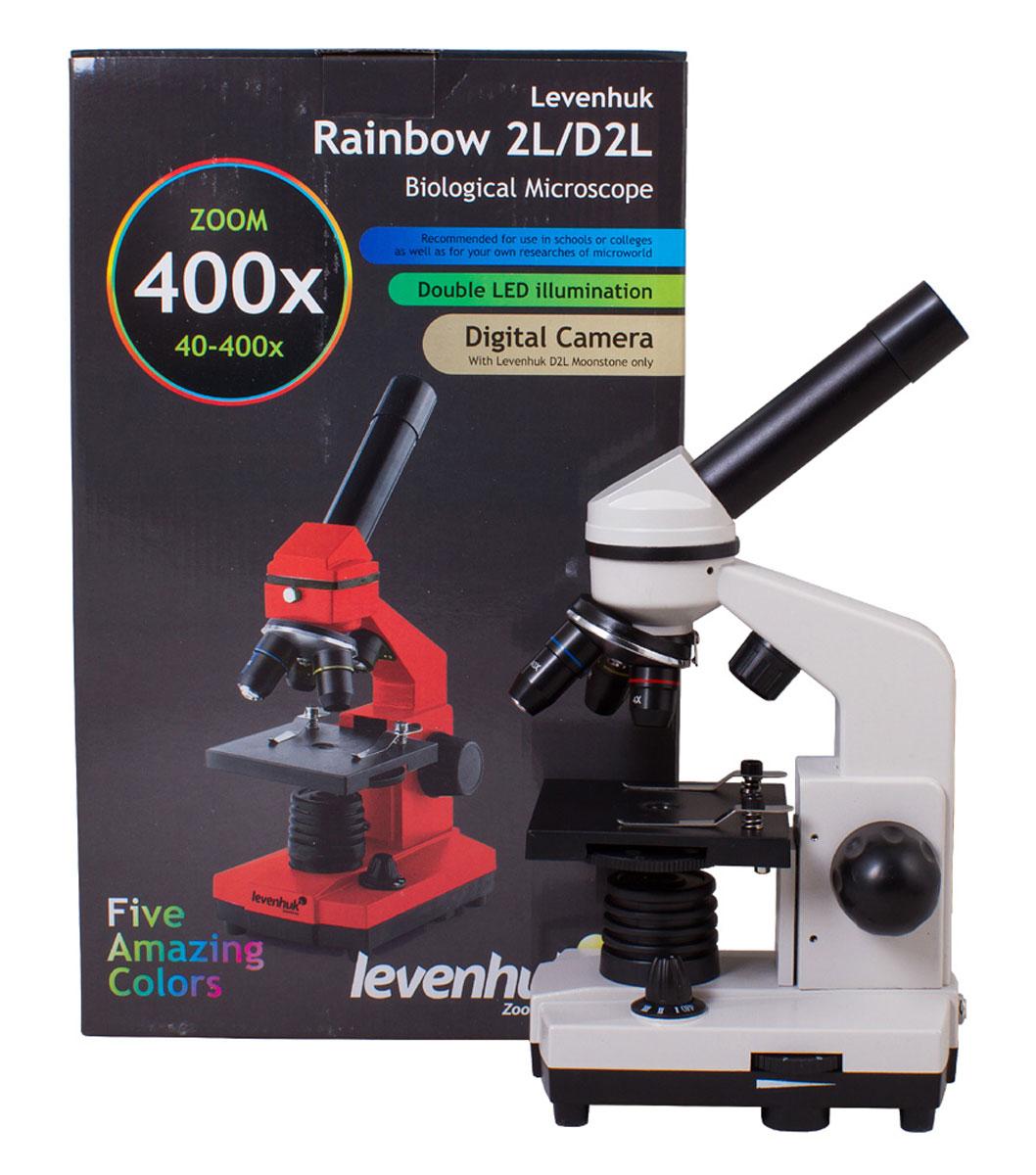 Levenhuk Rainbow 2L, Moonstone микроскоп