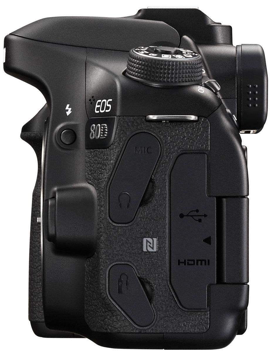 Canon EOS 80D Body цифровая зеркальная фотокамера