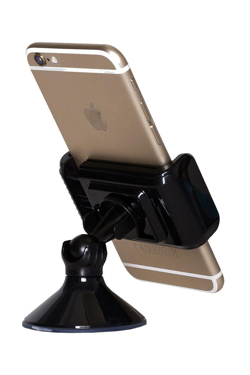 uBear 2 in 1, Black автомобильный держатель для смартфонов