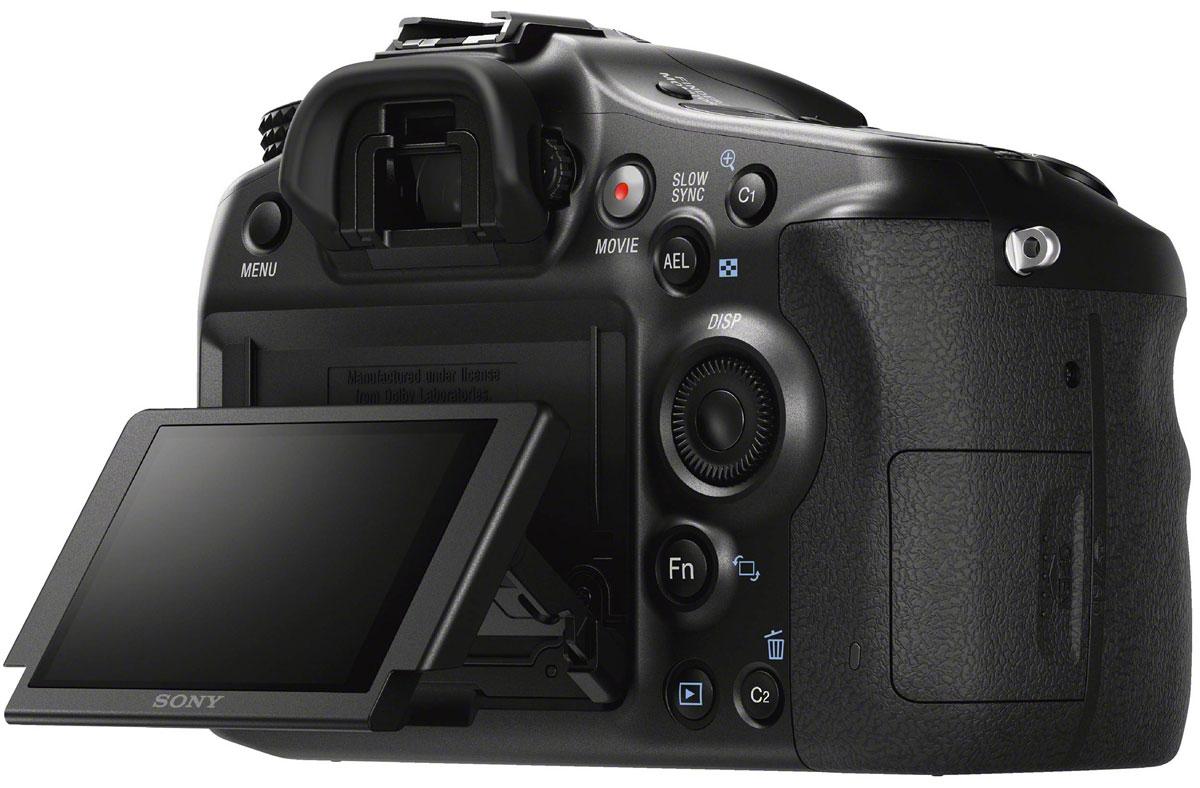 Sony Alpha A68 Kit 18-55 ILCA-68K цифровая зеркальная фотокамера