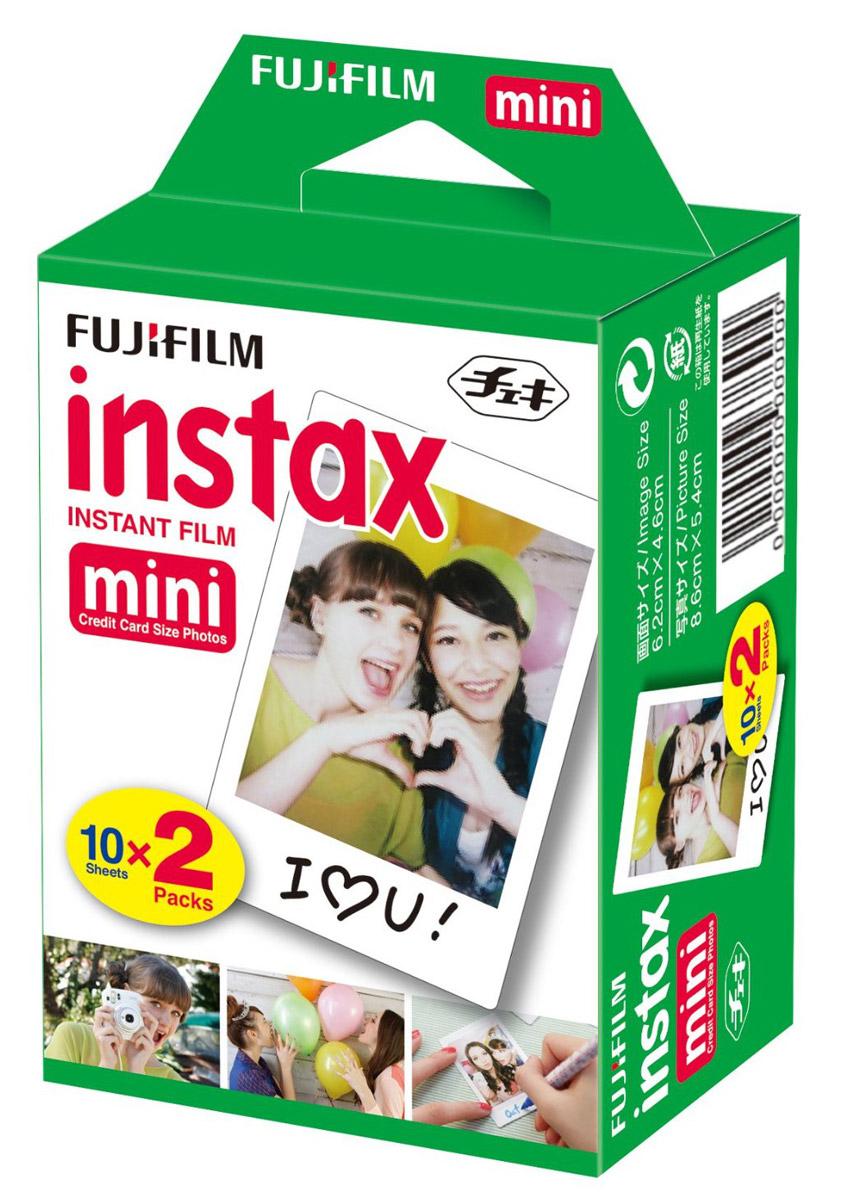 Fujifilm Colorfilm Instax Mini (10/2PK) картридж