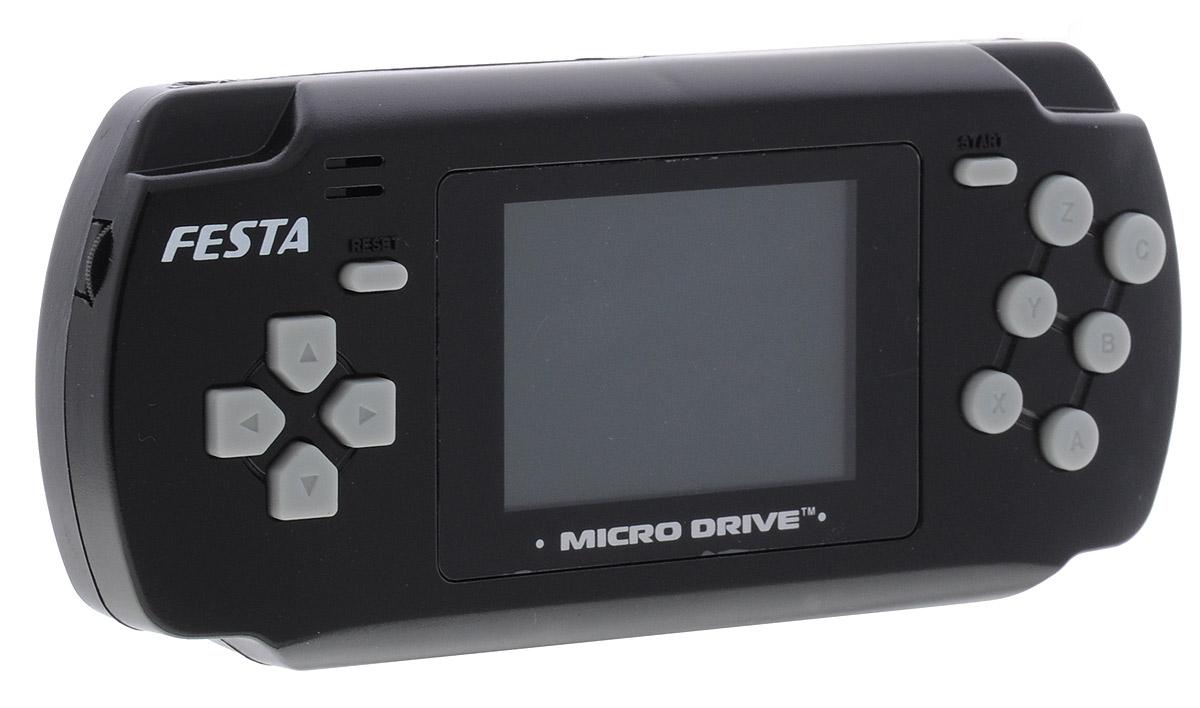 Portable Sega Micro Drive Festa игровая приставка (19 игр) ( 6922041567684 )