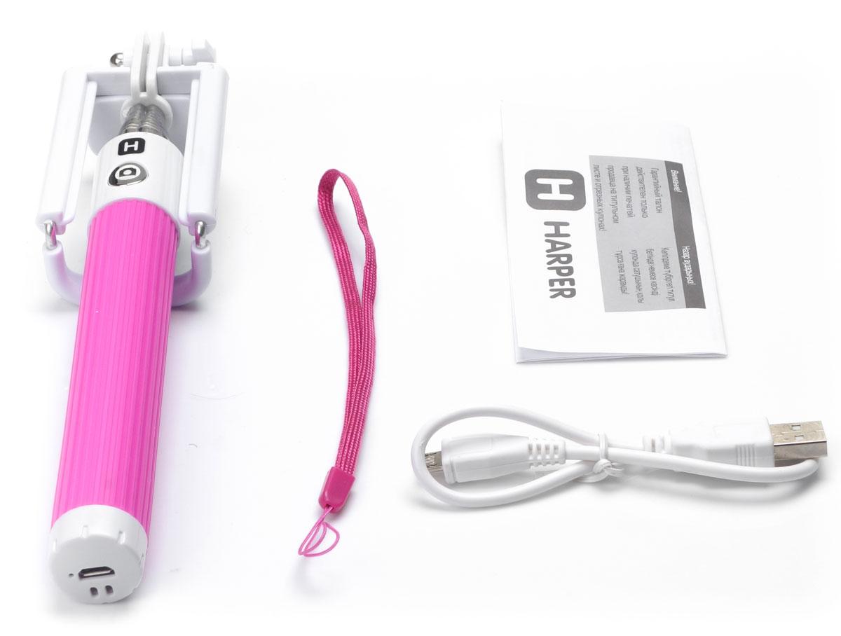 Harper RSB-105, Pink монопод