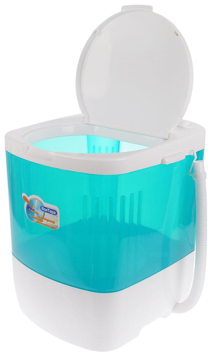 ВолТек Принцесса СМ-1, Turquoise стиральная машина ( СМ-1С Принцесса )