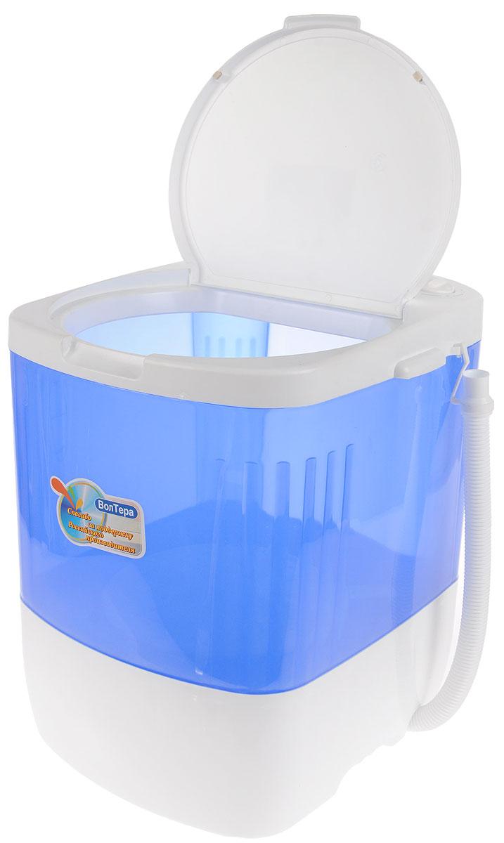 ВолТек Принцесса СМ-1, Blue стиральная машина ( ВТ-СМ1RUПринцесса )