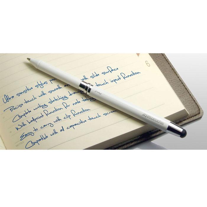 Promate iPen.2, White ручка-cтилус для мобильного телефона