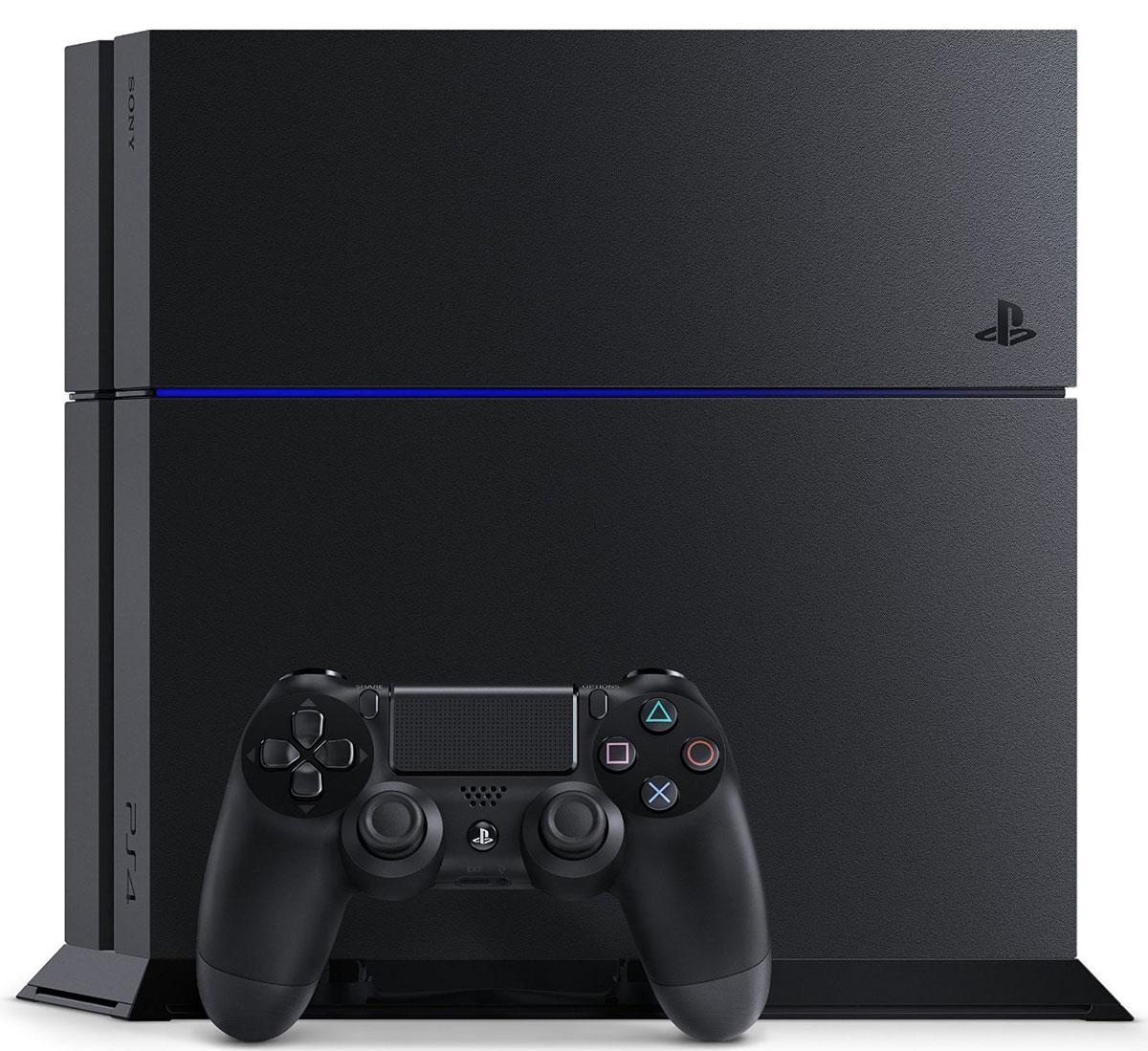 Игровая приставка Sony PlayStation 4 (500 GB) ( 1CSC20001895 )
